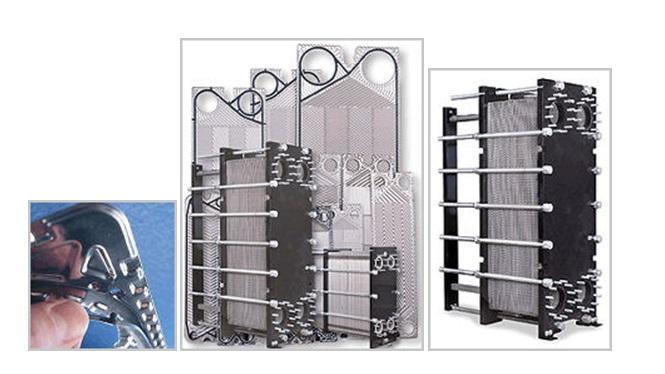 Intercambiador de calor a placas