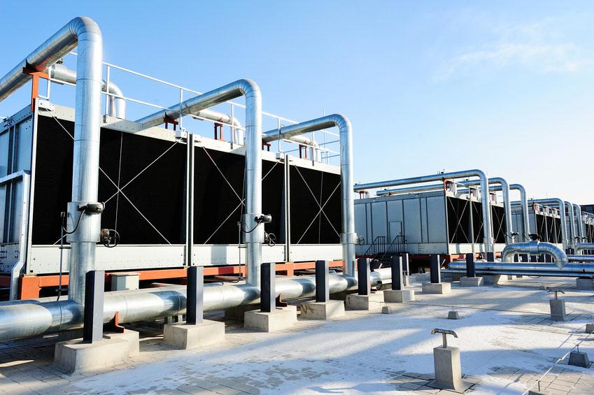 Torres de refrigeración - T-Soluciona
