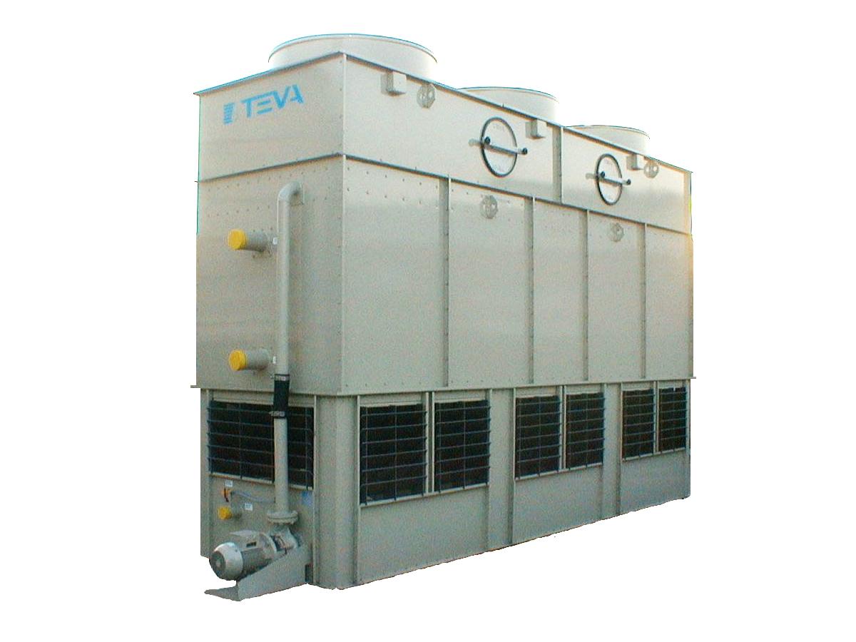 condensadores evaporativos TEVA