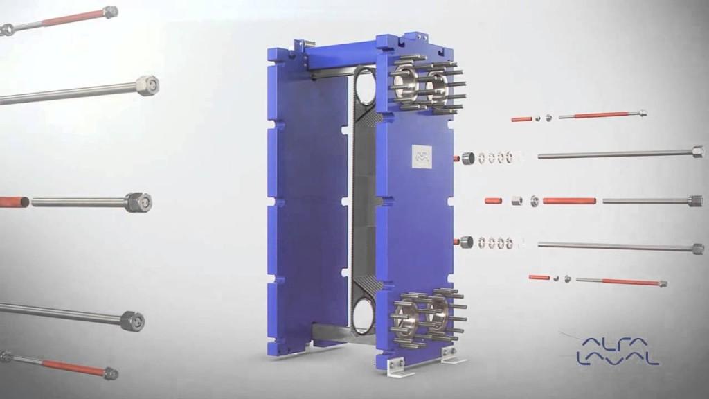 Tipos de intercambiadores de calor | Alfa Laval