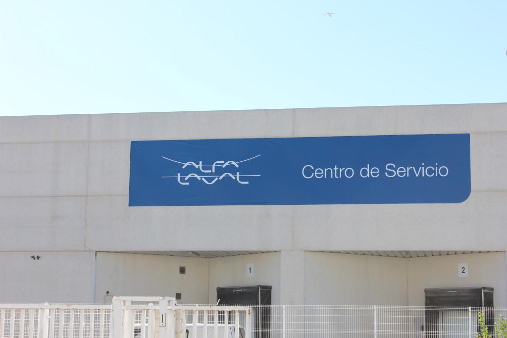 Centro de Servicio Alfa Laval Iberia