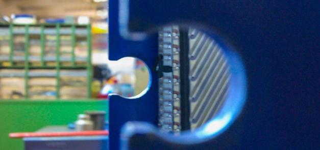 Mantenimiento del intercambiador de calor: cuidados y limpieza