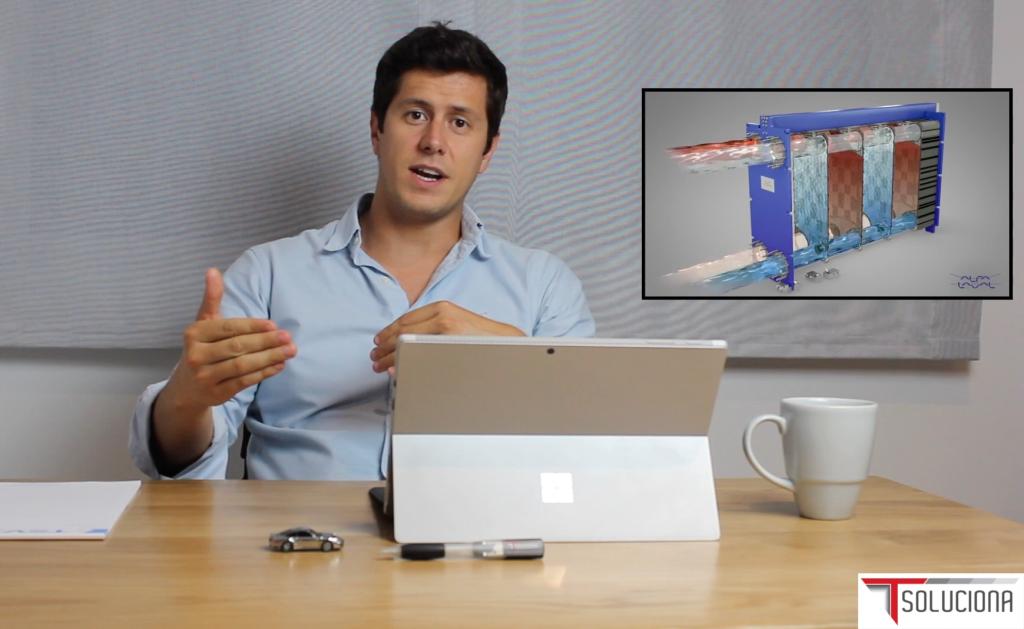 Descubre el funcionamiento de los intercambiadores Alfa Laval en nuestro canal de Youtube T-Soluciona
