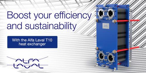 ¿ Conoces el Nuevo intercambiador de calor Alfa Laval T10 ?