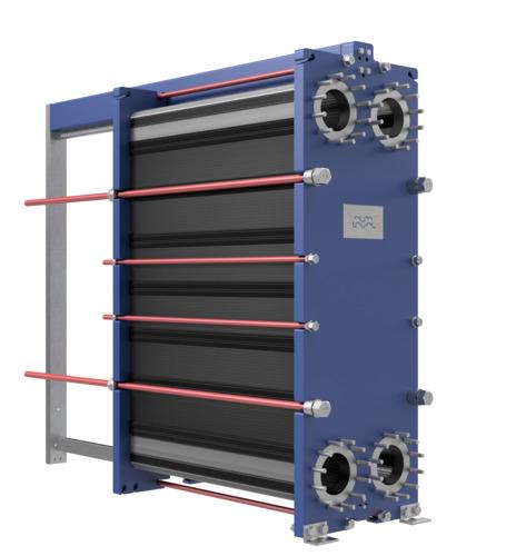 Nuevo Intercambiador de calor de placas Alfa Laval T25