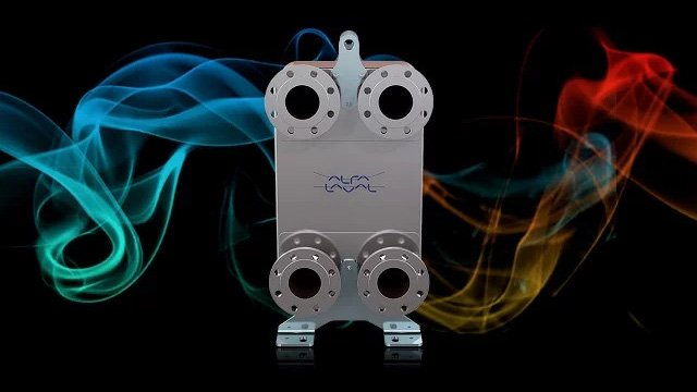 Nuevo intercambiador de calor termosoldado Alfa Laval CB210