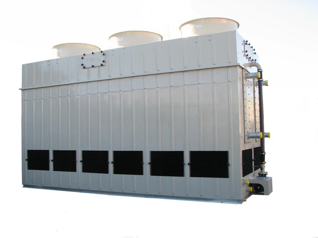 Torre de refrigeración híbrida